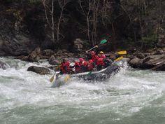 Les premiers passages de la vague du Rabioux 2016.  #rabioux #river #EVP #rafting #myhautesalpes