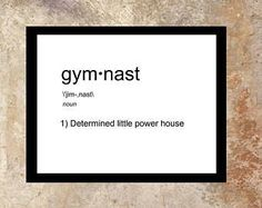 Gymnast Quote