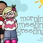 A collection of Morning Meeting greeting cards. Morning Meeting is part of the Responsive Classroom system, but can be used in any classroom to bui...