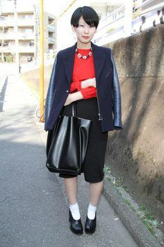 TOKYO FASHION WEEK: STREETSTYLE!! #tokyo #fashionweek #streetstyle