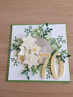 Number Crafts, 1 To 100, Craft Cards, Special Birthday, Card Tags, Communion, Handmade Cards, Card Ideas, Birthday Cards