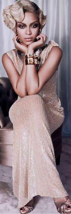 Beyonce Italian Vogue