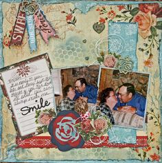 SKSGRANNY: It's BLOG HOP Time at Scrap It With A Song!
