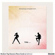 Modern Tap Dancers P