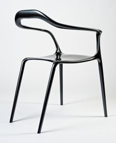 Line chair by Simone Viola