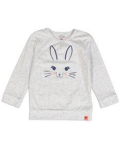Prenatal baby meisjes T-shirt#prenatal #konijn #baby