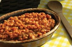 Barbecued Baked Beans Recipe