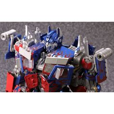Official Images and Details MPM-4 Optimus Prime Transformer Movie Masterpiece Figure