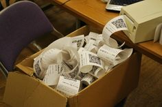 Are Thermal Receipt Papers a Risk to Your Health? | One Green Planet