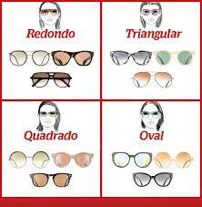 0283cc8bf Qual Modelo de Óculos Combina Com Cada Tipo de Rosto | Shades and ...
