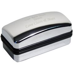 Laser Engraved Cufflink Box  Perfect for Thanksgiving Weddings Christmas ** Details can be found by clicking on the image.