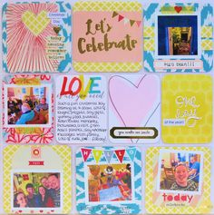 Project Life - January Kit, by Funky Fairy  www.cocoadaisy.com
