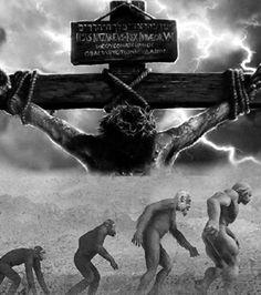 Paulo GARAJAU: CRIAÇÃO POR EVOLUÇÃO E POR REDENÇÃO!