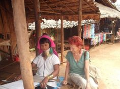 La abuela mochilera que dio la vuelta al mundo -- abuelita mochilera- viajar jubilado