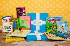The Little Book Club Sends Busy Parents Quality Kids' Books Every Month