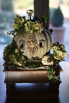 Holidays ❀⊱Thanksgiving, Happy Turkey Day⊰❀Cinderella's pumpkin