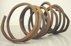 Bernar Venet. Indeterminate Line, 2002, at Robert Miller Gallery, Oct. 16-Nov. 20, 2002, 524 West 26th Street, New York, N.Y. 10001. 10/17/02