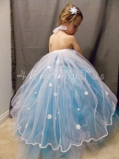 Queen Elsa Frozen Elastic Top Tutu Dress that you can use for your Halloween costume Frozen Tutu, Frozen Dress, Frozen Costume, Elsa Frozen, Frozen Party, Little Princess, Frozen Princess, Princess Tutu, Space Princess