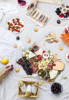 Cómo hacer un picnic perfecto · Fábrica de Imaginación DIY