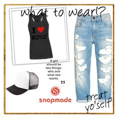 """""""SNAPMADE 4/10"""" by anidahadzic ❤ liked on Polyvore"""