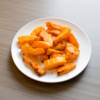 Pompoen uit de oven : Koolhydraatarme recepten