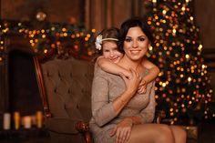 Митронина Елена - новогодняя фотосессия в студии