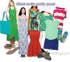 What I wore to Disney Social Media Moms 2013