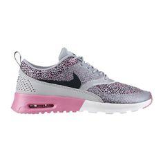 Nike Womens Air Mac Thea Print Wolf Grey Anthracite