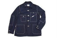 engineered garments railroader jacket $248