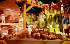 Macy's Santaland holiday display opens November 17th in #Minneapolis