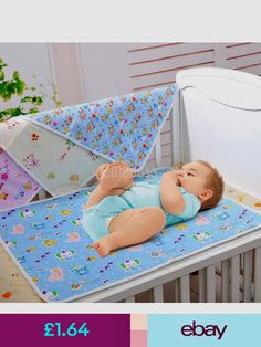 Charitable Baby Mattresses Mat For Girls Boys Cartoon Cotton Soft Cute Urine Pad Infant Diaper Waterproof Bedding Changing Cover Pad 2pcs Baby Bedding Mattresses