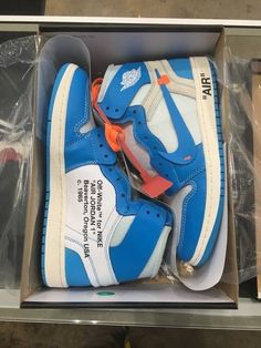 1be16332821d Off-White x Nike UNC size 11  fashion  clothing  shoes  accessories   mensclothing  othermensclothing (ebay link)