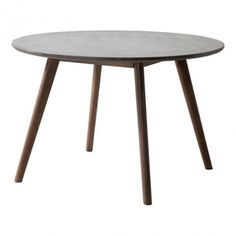 Zuo Modern 100094 Grapeland Heights Dining Table Color Walnut