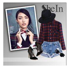 """""""SheIn 10"""" by monmondefou ❤ liked on Polyvore"""