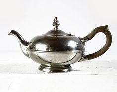 Vintage GENIE LAMP shape German TEA Pot with a by RueDesLouves, $65.00