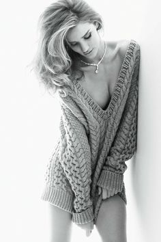 over size sweater? yes please!!