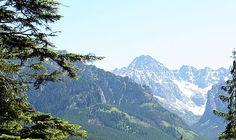 #bukowina #noclegi #promocje Widok na Tatry Wysokie. Piękny widok! Szukasz noclegu, zobacz http://www.spanko24.pl/noclegi/bukowina-tatrzanska/25/3