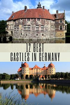Best Castles in Germany - Germany has a rich and compelling history and a great way to explore its intriguing past is to visit its castles and forts. Germany has some of the gorgeous fairytale castles and these castles with its turrets, towers, and ramparts set in a stunning landscape are sure to transport you into a time warp.