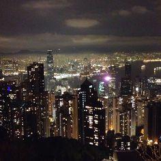 The Peak, Hong Kong.
