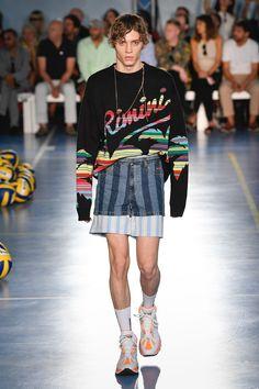 MSGM | Menswear - Spring 2019 | Look 2