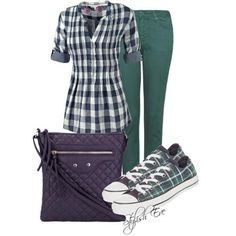 Converse outfit!!!
