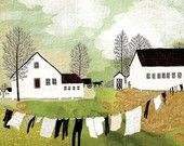 amish clothesline, becca stadtlander