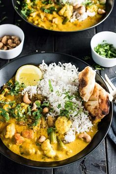 31+Indian-Inspired+Recipes+to+Try+for+Dinner+Tonight+via+@PureWow
