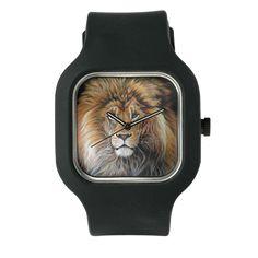 Bold Lion Watch