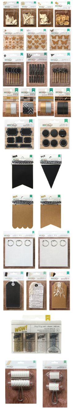 American Crafts DIY Shoppe Embellishments