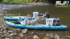 Explore New Water: SUP Fly Fishing - SUP on the fly