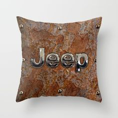 Rustic Jeep THROW PILLOW Case #throwpillow #Pillow #PillowCase #PillowCover #CostumPillow #Cushion #CushionCase #PersonalizedPillow #rustic #jeep #steampunk #logo #typograph #wrangler #landrover #car #abstract #volkswagen #vehicle #autocar #suv #offroad #rangerover #4x4