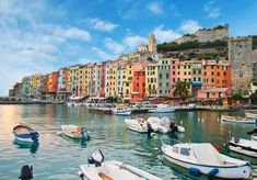 The Jewel Of Italy's Bay Of Poets, Portovenere, on the Ligurian coast | ITALY Magazine