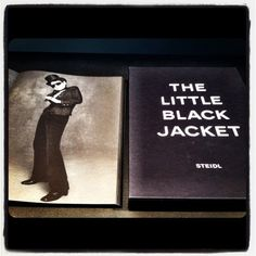 Chanels' 'The little black Jacket' exhibition