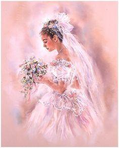 Fantastic Wedding Advice You Will Want To Share Wedding Art, Wedding Images, Wedding Pics, Wedding Bride, Wedding Dresses, Images Vintage, Vintage Artwork, Wedding Illustration, Decoupage Vintage